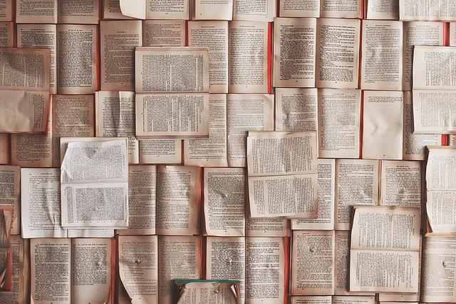 livres, pages, histoire
